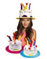 Vejaardagshoed Happy Birthday