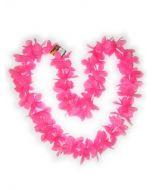 Hawaiislinger populaire roze