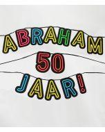 NEON slinger - Abraham 50 jaar!