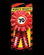 Rozet 70 Jaar