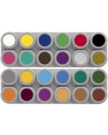 Water Make - up Palette 24 ( 12A + 12B )