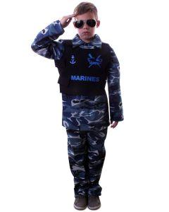 Marine camouflage kids ( Maat 152 )