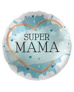 Folieballon Super Mama - 18 Inch