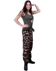 Soldaat camouflage ( Maat L-XL )
