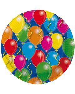 Borden balloons - 8 stuks