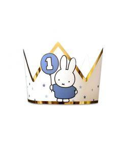 1 Jaar - Blauw Kroontje Nijntje