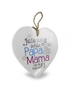 Hartje voor jou - Papa en Mama