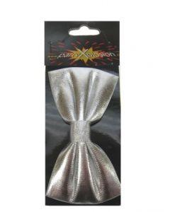 Strik zilver 13.5 x 7.5 cm