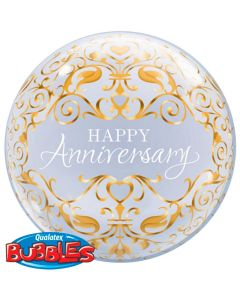 Jubileum Bubbles Ballon - 56CM