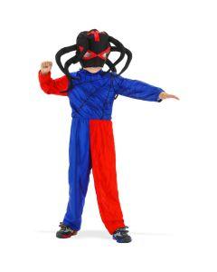 Spinnen Kostuum Kind