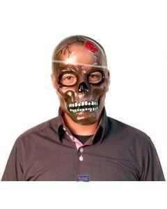 Transparant Masker Skelet
