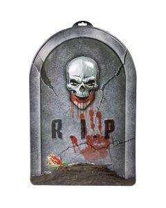 Grafsteen Halloween Decoratie RIP