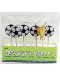 Voetbal Kaarsenset