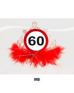 Tiara Verkeersbord 60