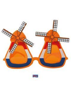 Molenbril RWB Oranje
