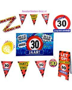 30 Jaar Feest Pakket L
