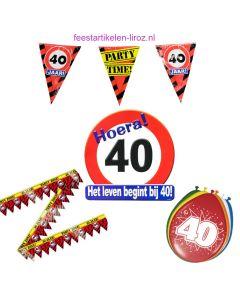 40 Jaar Feest Pakket S