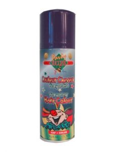 Haarspray paars 125 ml