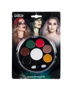 Schmink Make-up palette Halloween