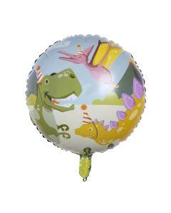 Dino folie ballon 45cm