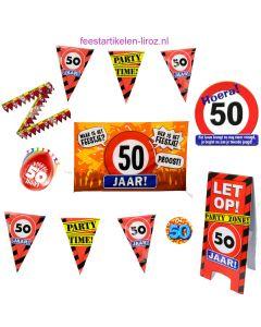 50 Jaar Feest Pakket L