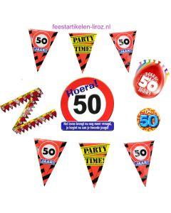 50 Jaar Feest Pakket M
