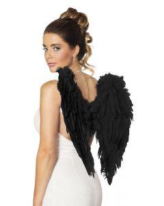Engelenvleugels Zwart 50 X 50