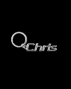 Sleutelhanger Naam - Chris