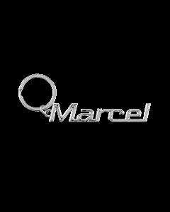 Sleutelhanger Naam - Marcel