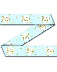 Geboorte Jongen ' it's A Boy ' - Party Tape