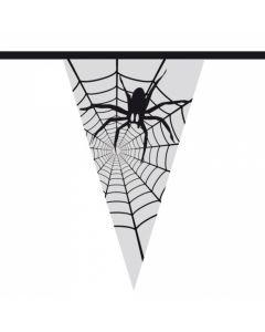Halloween Vlaggenlijn Spin