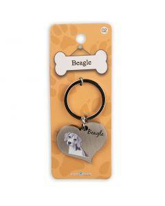 Sleutelhanger - Beagle