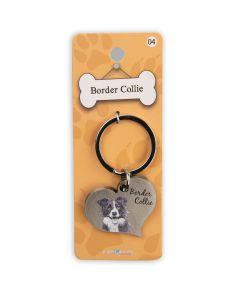 Sleutelhanger - Border Collie