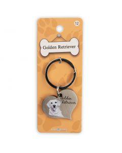 Sleutelhanger - Golden Retriever