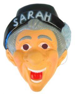 Sarah Masker Met hoed Plastic