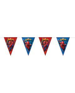 Vlaggenlijn Spiderman - 2 Meter