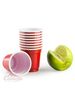 AMERICAN SHOT CUPS ( 20 CUPS )