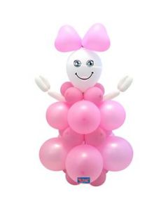 DIY BALLOON KIT BABY GIRL