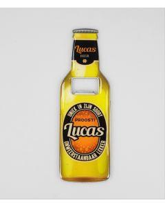 Magnetische bieropener Lucas