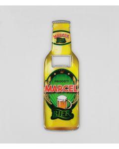 Magnetische bieropener Marcel