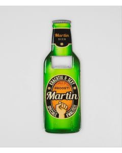 Magnetische Bieropener Martin
