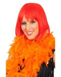 Oranje Brandveilige Boa 180 cm