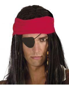 Piraten OOglapjes 4 Stuks