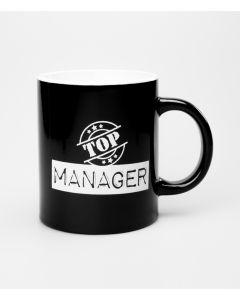 Mok Top Manager Black & White