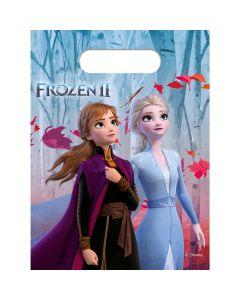 Frozen Uitdeelzakjes - 6 stuks