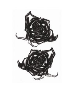 Tattoo Black Roses