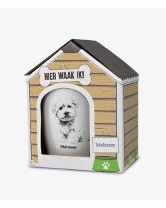 Maltezer - Honden Mok