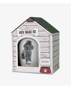 Poedel - Honden Mok