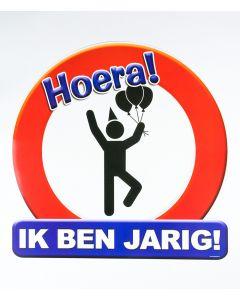 Huldeschild - Ik Ben Jarig