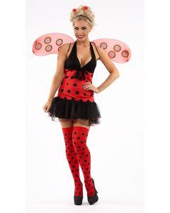 Miss Ladybird lieveheersbeest ( Maat L )